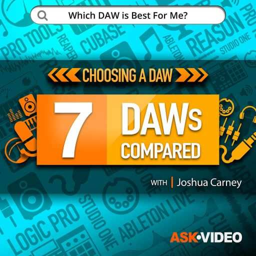 7 DAWs Compared TUTORiAL
