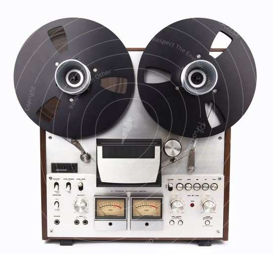 Analog Audio Tape Recorder Basics TUTORiAL