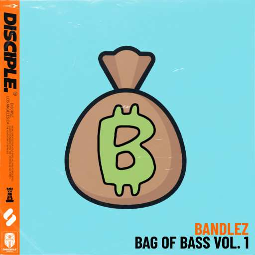 Bandlez Bag of Bass Vol.1 WAV