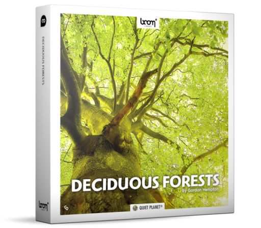 Deciduous Forests Sound Effects WAV
