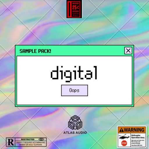 Digital SAMPLES WAV-DECiBEL