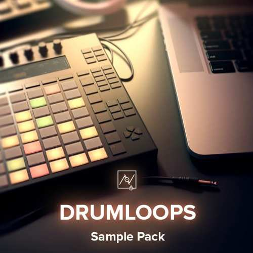 Drum Loops SAMPLES WAV-DECiBEL