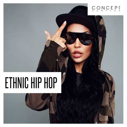 Ethnic Hip Hop WAV-DECiBEL