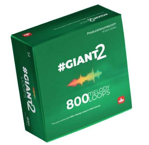 Giant 2 Melodies Edition WAV-DECiBEL