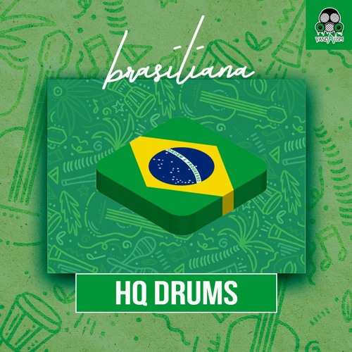 HQ Drums Brasiliana WAV-DECiBEL