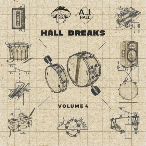 Hall Breaks Vol.4 WAV