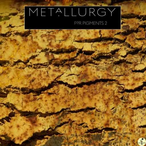 Metallurgy For Pigments 2-DECiBEL