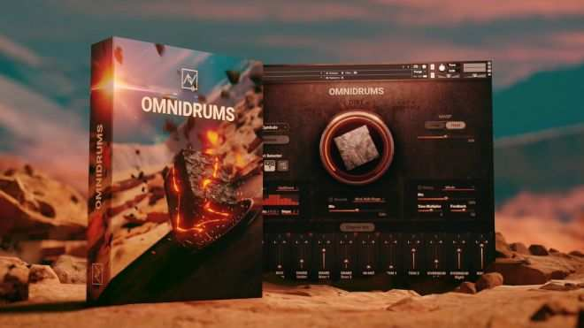 OMNiDRUMS SAMPLES KONTAKT