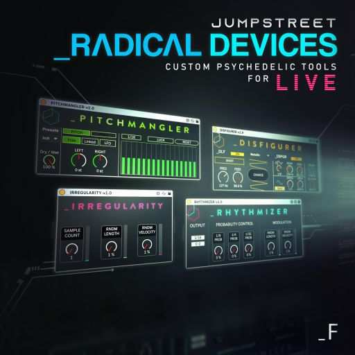 Radical Devices MAX FOR LiVE AMXD