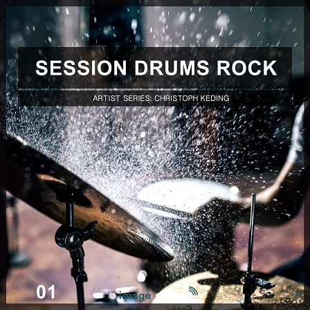 Session Drums Rock Vol.1 WAV