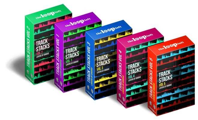 Track Stacks Bundle MULTiFORMAT-DECiBEL
