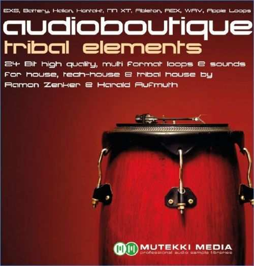 Tribal Elements MULTiFORMAT DVDR-DYNAMiCS