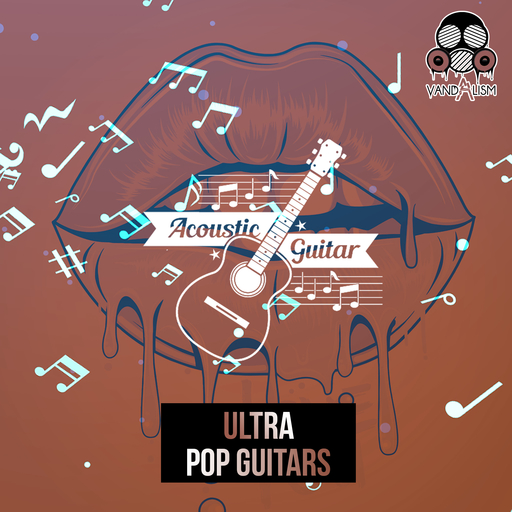 Ultra Pop Guitars WAV-DECiBEL