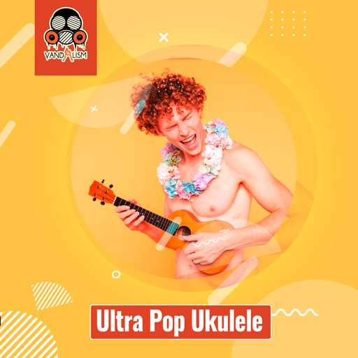 Ultra Pop Ukulele WAV-DECiBEL