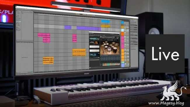 Getting Started with Ableton Live 11: Music Production Basics TUTORiAL