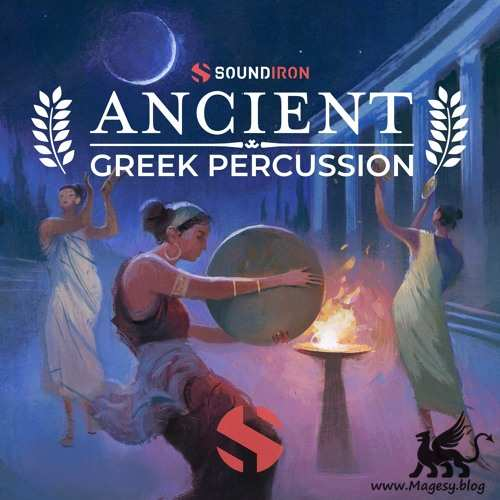 Ancient Greek Percussion KONTAKT