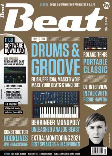 Beat Magazine May 2021 PDF