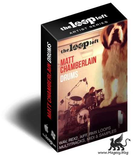 Chamberlain Drums Vol.1 MULTiFORMAT