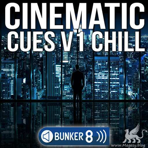 Cinematic Cues Vol.1 Chill MULTiFORMAT-DECiBEL