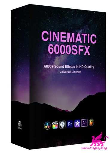 Cinematic SFX Ultimate Bundle WAV-FANTASTiC