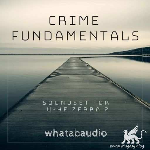 Crime Fundamentals For U-HE ZEBRA 2-FANTASTiC