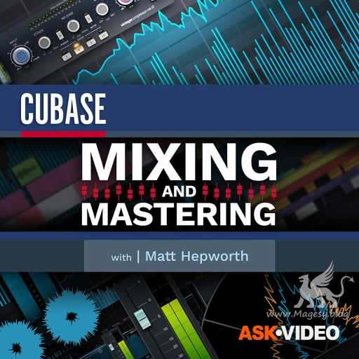Cubase 11: Mixing And Mastering TUTORiAL