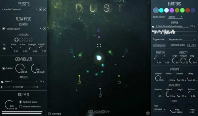 Dust v1.1.8 WiN MAC-FLARE