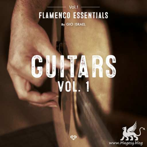 Flamenco Essentials Guitars Vol.1 WAV