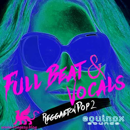 Full Beat And Vocals: Reggaeton Pop 2 WAV-DECiBEL