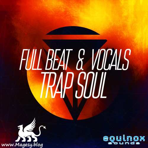 Full Beat and Vocals: Trap Soul 1 WAV MiDi-DECiBEL