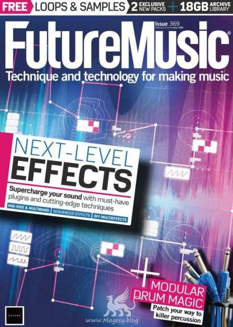 Future Music May 2021 DVD CONTENT