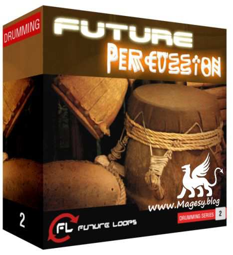 Future Percussion WAV REX-DECiBEL