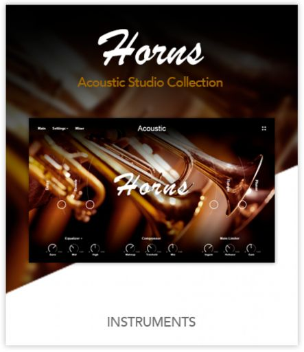 Horns Collection KONTAKT