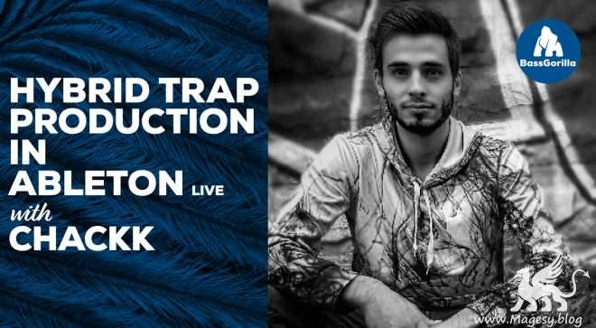 How to Make Hybrid Trap in Ableton Live TUTORiAL-DECiBEL