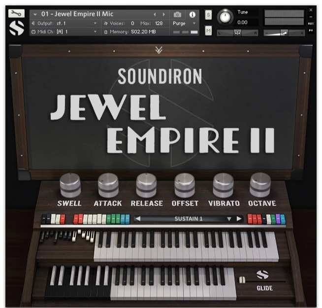 Jewel Empire II KONTAKT