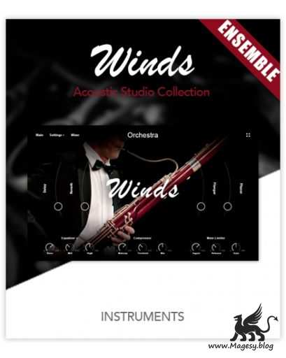 Muze Woodwinds Ensemble KONTAKT