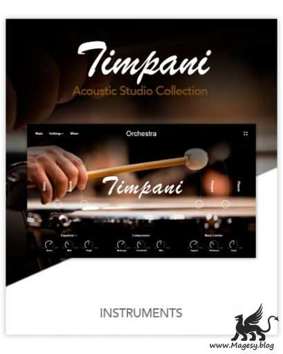 Percussion: Timpani KONTAKT