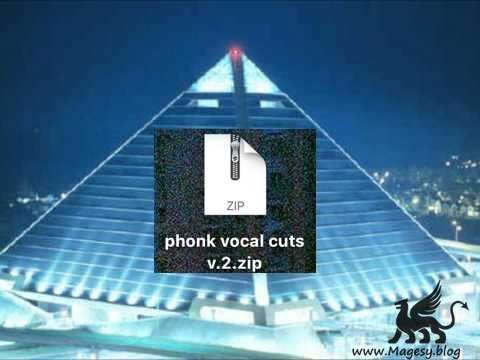 Phonk Vocals Vol.2 WAV