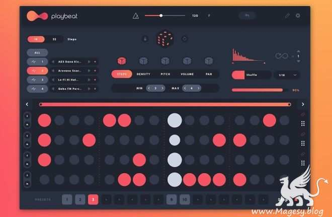 Playbeat v2.3.3 WiN MAC-FLARE