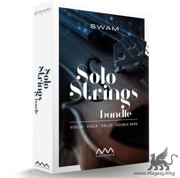 SWAM Solo Strings Bundle v3.0 WiN CE-V.R