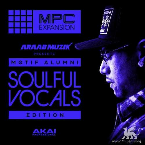 Soulful Vocals Edition v1.0.2 MPC EXPANSiON