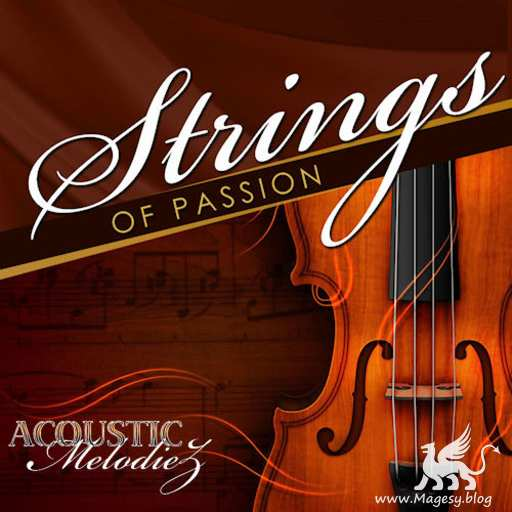 Strings Of Passion Vol.1 MULTiFORMAT-DiSCOVER