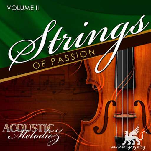 Strings Of Passion Vol.2 MULTiFORMAT-KRock