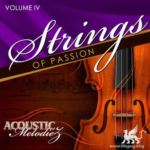 Strings Of Passion Vol.4 MULTiFORMAT-DiSCOVER