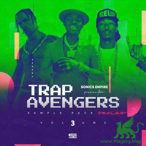 Trap Avengers Vol.3 WAV-DECiBEL