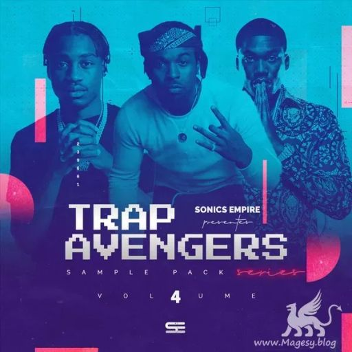 Trap Avengers Vol.4 WAV-DECiBEL