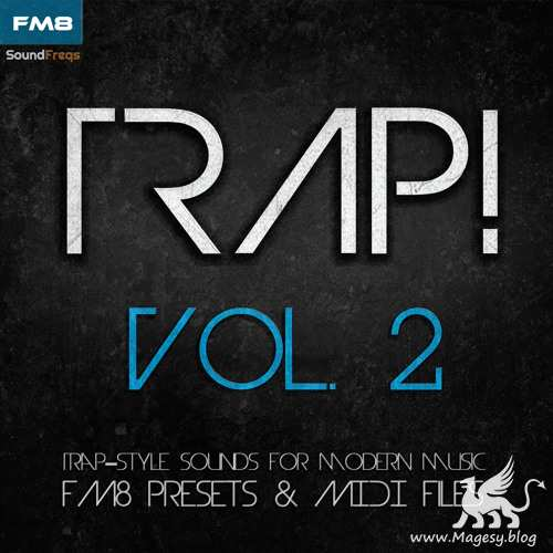Trap Vol.2 For FM8 And MiDi FiLES