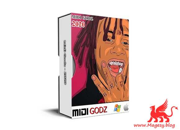 Trippie Redd Type MiDi Kit WAV