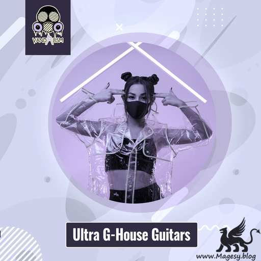 Ultra G-House Guitars WAV-DECiBEL