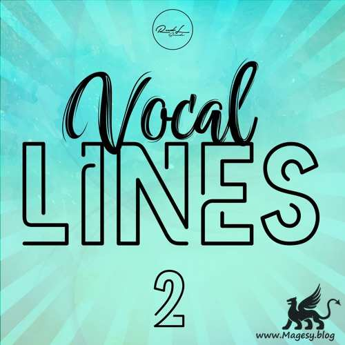 Vocal Lines Vol.2 WAV MiDi-DECiBEL